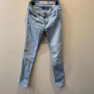 Hollister 3R Low Rise Super Skinny Jeans